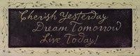 Cherish Yesterday Fine-Art Print