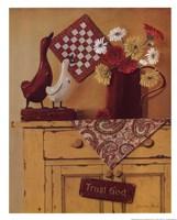 Trust God Fine-Art Print