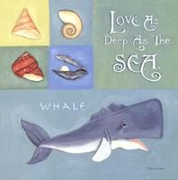 Love As Deep As The Sea Fine-Art Print
