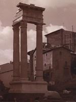 Ancient Building Fine-Art Print