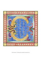 Ornamental C Fine-Art Print
