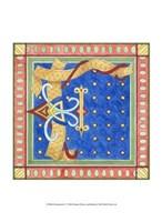 Ornamental F Fine-Art Print