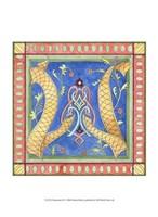 Ornamental W Fine-Art Print