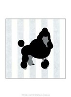 Poodle In Neutral Fine-Art Print