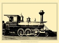 Locomotive II Fine-Art Print