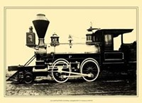 Locomotive V Fine-Art Print