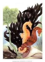 Seahorse Serenade I Fine-Art Print