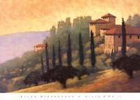 Villa D'or II Fine-Art Print