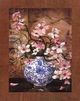 Ming Vase I Fine-Art Print