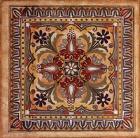 Italian Tile II Fine-Art Print