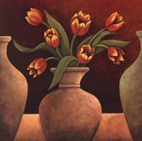 Red Tulips Fine-Art Print