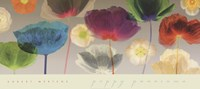 Poppy Panorama Fine-Art Print