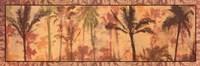 Transparent Palms II Fine-Art Print