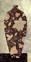 Paisley Vase I Fine-Art Print