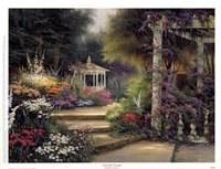 Emerald Garden Fine-Art Print