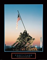 Fortitude - Iwo Jima Fine-Art Print