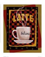 Latte Delicieux Fine-Art Print