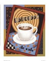 Espresso De Cafe Fine-Art Print