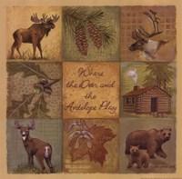 Deer Antelope Fine-Art Print