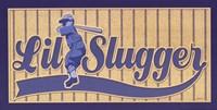 Lil Slugger Fine-Art Print