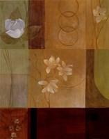 Misty Blooms II Fine-Art Print