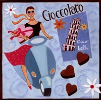 Italian Chocolate Fine-Art Print