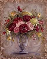 Elegant Centerpiece II Fine-Art Print