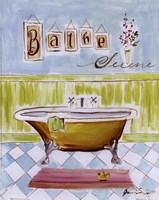 Bath I Fine-Art Print