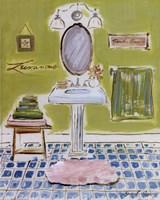 Bath III Fine-Art Print