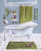Bath IV Fine-Art Print