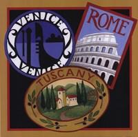 Travel-Italy Fine-Art Print