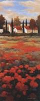 Tejados Rojos II Fine-Art Print