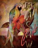 Macaw Cafe Fine-Art Print