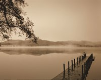 Serenity Dock Fine-Art Print
