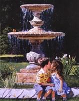 Lovebirds Fine-Art Print