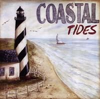 Coastal Tides Fine-Art Print