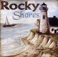 Rocky Shores Fine-Art Print