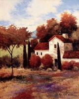 Dijon Farmhouse Fine-Art Print
