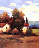 Santa Rosa Farmhouse Fine-Art Print
