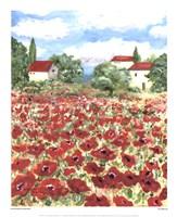 Poppy Field #1 Fine-Art Print