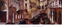 Canale Di Venezia Fine-Art Print