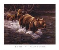 Rush Fine-Art Print