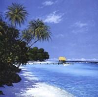 Tropical Paradise II Fine-Art Print