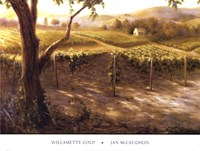 Willamette Gold Fine-Art Print