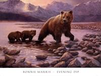 Evening Dip Fine-Art Print