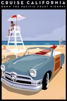 Cruise California Fine-Art Print