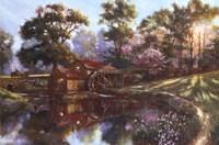 Heartland Mill Fine-Art Print