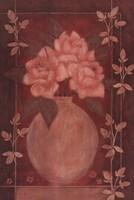 Fleurs Rouge I Fine-Art Print
