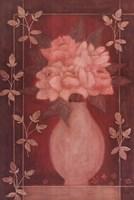 Fleurs Rouge II Fine-Art Print