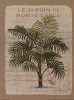 Le Jardin de Monte Carlo Fine-Art Print